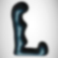 Download STL file Prostate • 3D print template, KingPro