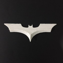 Download free 3D printer designs BATARANG !!!, Gust