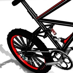 Download free 3D printer files Mountain bike *MAYA**(MB)*, Alex32