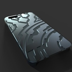 Objet 3D Iphone 6 Case, Z3licouptR