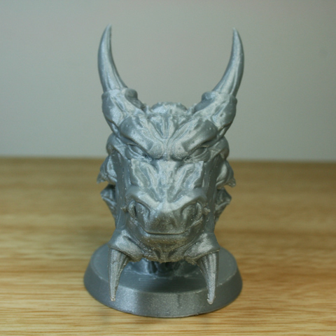 Capture d'écran 2017-07-27 à 16.59.06.png Download free OBJ file  Snow Dragon  • 3D printing model, LSMiniatures