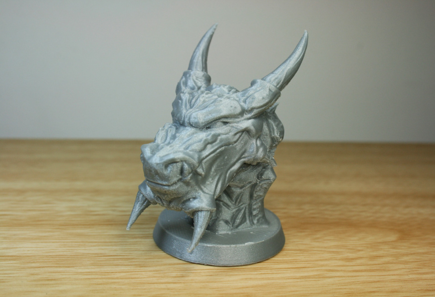 Capture d'écran 2017-07-27 à 16.58.38.png Download free OBJ file  Snow Dragon  • 3D printing model, LSMiniatures