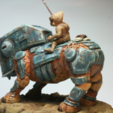 Download free 3D model The Luggabeast, LSMiniatures