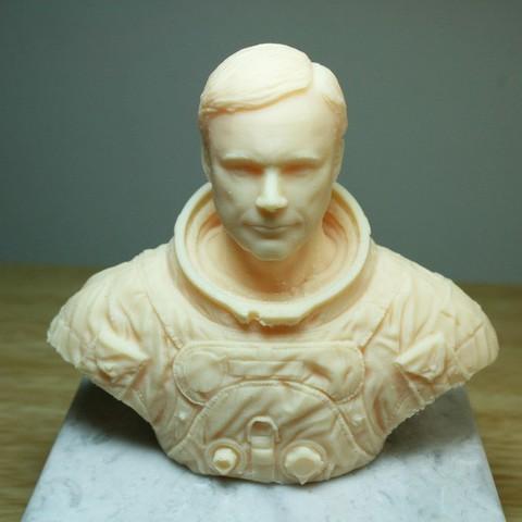 368d8beaa50223d3ea1d66968fd8d458_display_large.jpg Download free STL file Astronaut Bust • 3D printing design, LSMiniatures