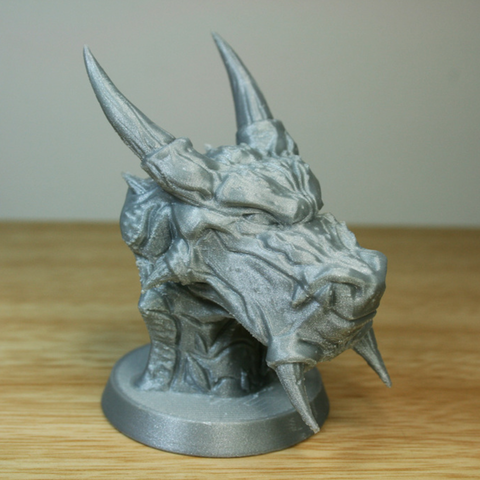 Capture d'écran 2017-07-27 à 16.58.47.png Download free OBJ file  Snow Dragon  • 3D printing model, LSMiniatures