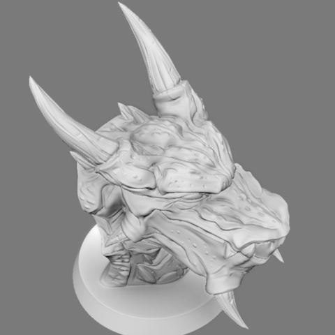 Capture d'écran 2017-07-27 à 16.59.36.png Download free OBJ file  Snow Dragon  • 3D printing model, LSMiniatures