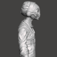 Free stl files Maz bust, highly detailed Mudbox sculpt., LSMiniatures