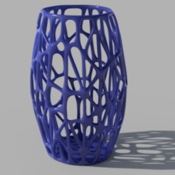 vase.png Download STL file Open cell vase • 3D printable template, XTG