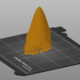 3.png Download free STL file Megalodon tooth • 3D printable design, XTG