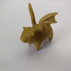 p.png Download free STL file Dragon Pig • 3D printable model, XTG