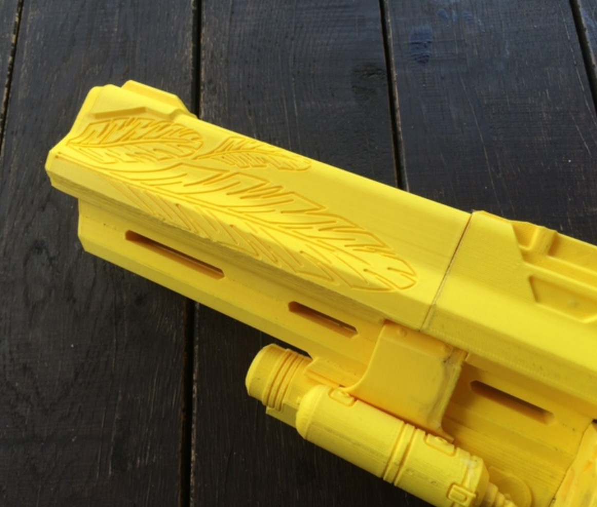 Capture d'écran 2017-07-26 à 14.55.01.png Download free STL file Full size Hawkmoon • 3D printer design, Easton3D