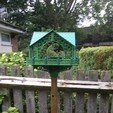 IMG_0264.jpg Download STL file Pagoda Bird House • 3D printable template, Easton3D
