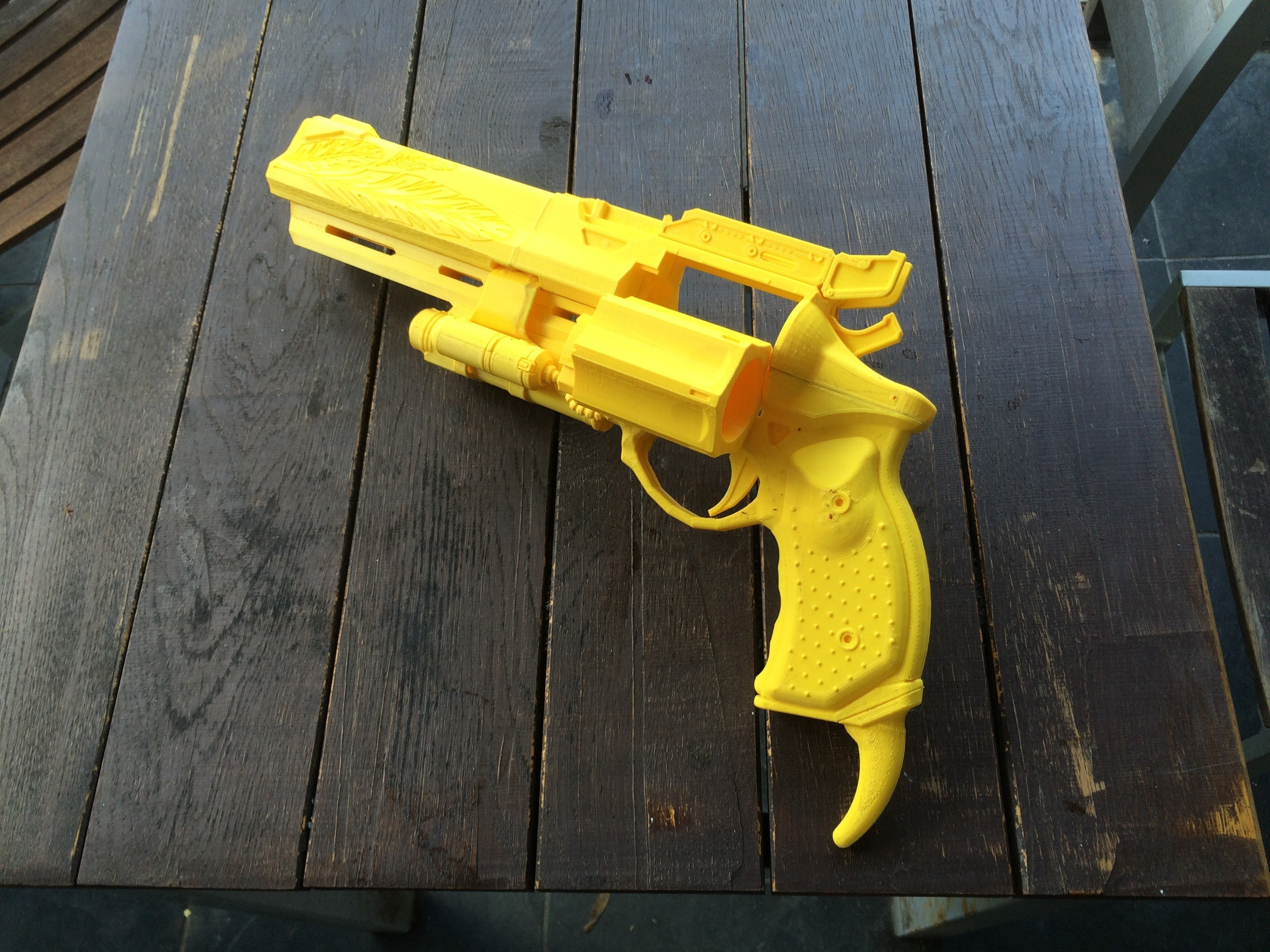 Hawkmoon Pic 2.jpg Download free STL file Full size Hawkmoon • 3D printer design, Easton3D
