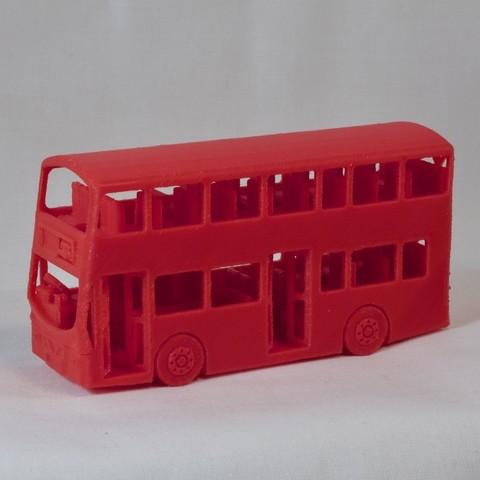 Descargar archivos STL gratis Nuevo autobús de Londres, Easton3D
