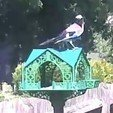 IMG_0173.jpg Download STL file Pagoda Bird House • 3D printable template, Easton3D