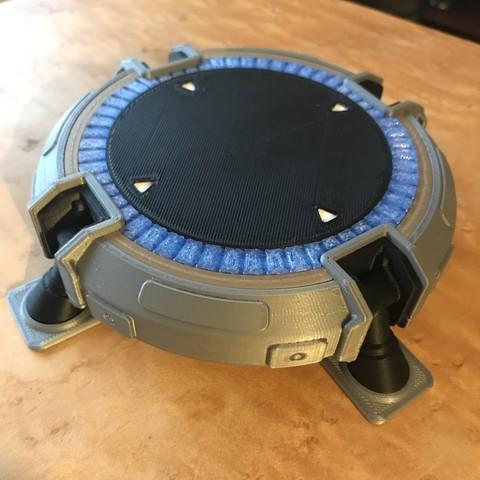 Descargar modelos 3D Fortnite Jump / Plataforma de lanzamiento, Easton3D