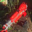Download STL file Ray Gun MK2 • Model to 3D print, Easton3D