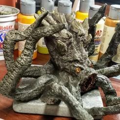 3D printer files Kraken, MarceloBotta