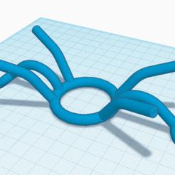 Download STL file mouth gag spider • 3D printer template, zlo2k