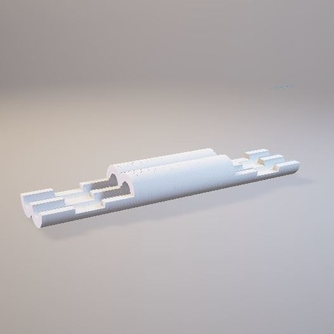 3.JPG Download free STL file Connection for electric cables 2 poles • 3D print design, Gastonprinter