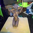 3d printer model The Sorceress, JohnMak