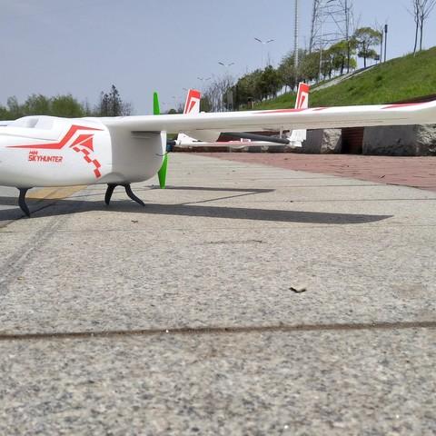 IMG_20180323_133218.jpg Download STL file RC Plane Landing Skids • 3D printing template, alishanmao