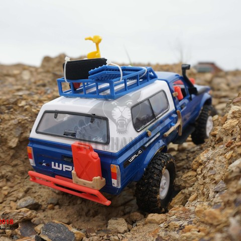20.jpg Download STL file Off Road RC Rock Crawler Accessories 4x4 RC Vehicel Accessories • 3D printer design, alishanmao