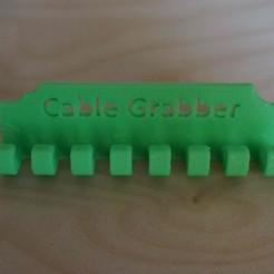 Télécharger STL Capteur de câble pour câbles USB, alishanmao