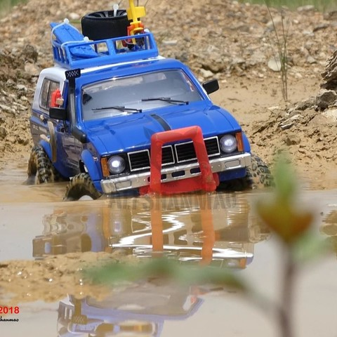 31.jpg Download STL file Off Road RC Rock Crawler Accessories 4x4 RC Vehicel Accessories • 3D printer design, alishanmao