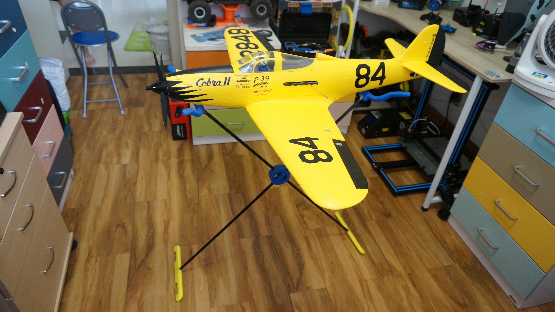 DSC07295.JPG Download STL file RC Planes Stands • 3D print design, alishanmao