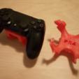 Download STL file PS4 Controller Holder • 3D print design, alishanmao