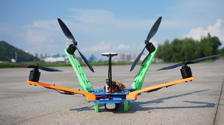 DSC07234.jpg Download STL file Cruiser Quadcopter • 3D printable template, alishanmao