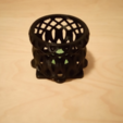 Capture d'écran 2017-07-24 à 15.29.50.png Download STL file Tea Time Candle Romantic Light Shade • 3D printing model, alishanmao