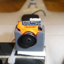 Télécharger fichier STL RunCam Swift Micro 2 Camera Shell, alishanmao