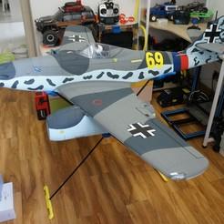diseños 3d Soportes RC Planes, alishanmao