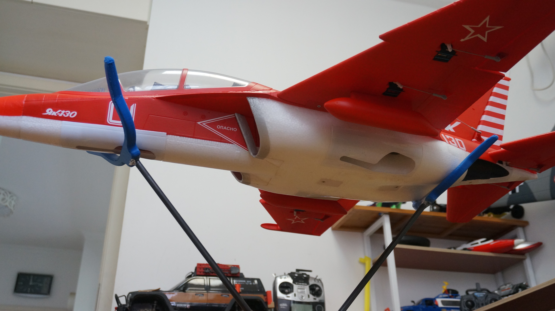 DSC07294.JPG Download STL file RC Planes Stands • 3D print design, alishanmao
