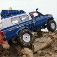 24.jpg Download STL file Off Road RC Rock Crawler Accessories 4x4 RC Vehicel Accessories • 3D printer design, alishanmao