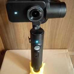 Télécharger fichier impression 3D Xiami Mijia 3 Axis Stabilized Gimbal Holder, alishanmao