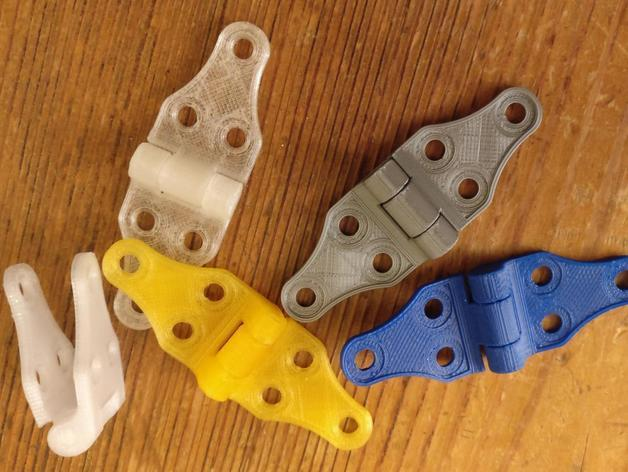 f85dc915f6478007ad34eef6a69f0591_preview_featured.jpg Download free STL file Hinges • 3D printer design, printingotb