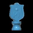 trofeo.png Download STL file Fencing trophy - Trofeo de esgrima • Design to 3D print, Chango