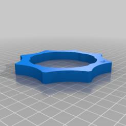 Thrustmaster_gripcollar.png Télécharger fichier STL gratuit Collier de serrage Thrustmaster Quickrelease • Modèle pour impression 3D, MK3424