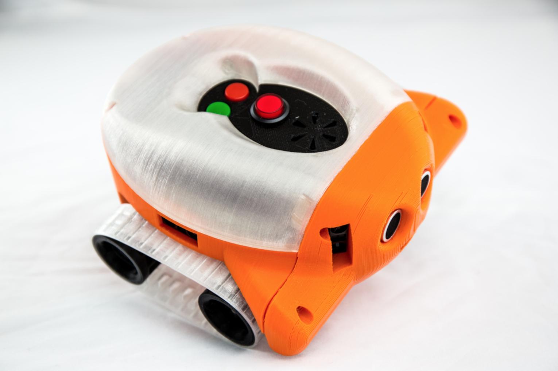Capture d'écran 2017-07-26 à 13.55.43.png Download free STL file Simula 5 Robot Developers Kit • 3D printable model, JamieLaing