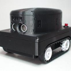 modelos 3d gratis Meshbot 2, JamieLaing