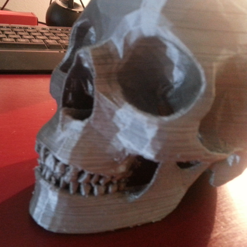 Capture d'écran 2017-07-26 à 11.30.54.png Download free STL file Human Skull • 3D print model, JamieLaing