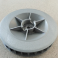 Free 3d print files Replacement thing - blower fan?, JamieLaing