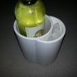 Télécharger plan imprimante 3D gatuit Refroidisseur de vin, JamieLaing