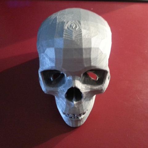 Capture d'écran 2017-07-26 à 11.30.36.png Download free STL file Human Skull • 3D print model, JamieLaing