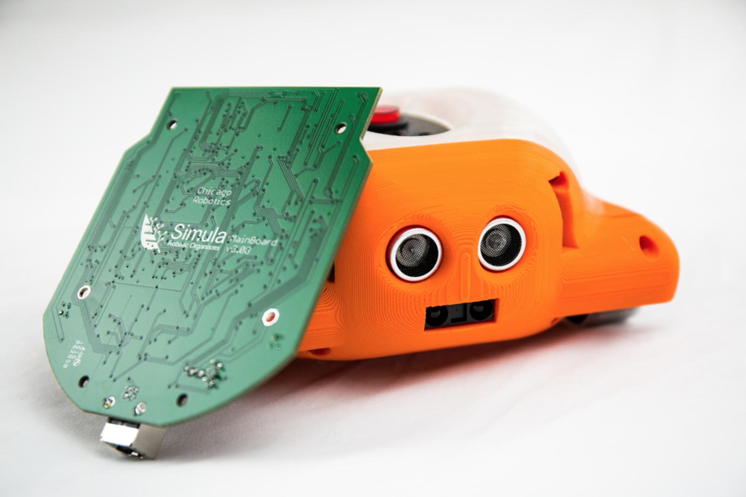 Capture d'écran 2017-07-26 à 13.56.23.png Download free STL file Simula 5 Robot Developers Kit • 3D printable model, JamieLaing