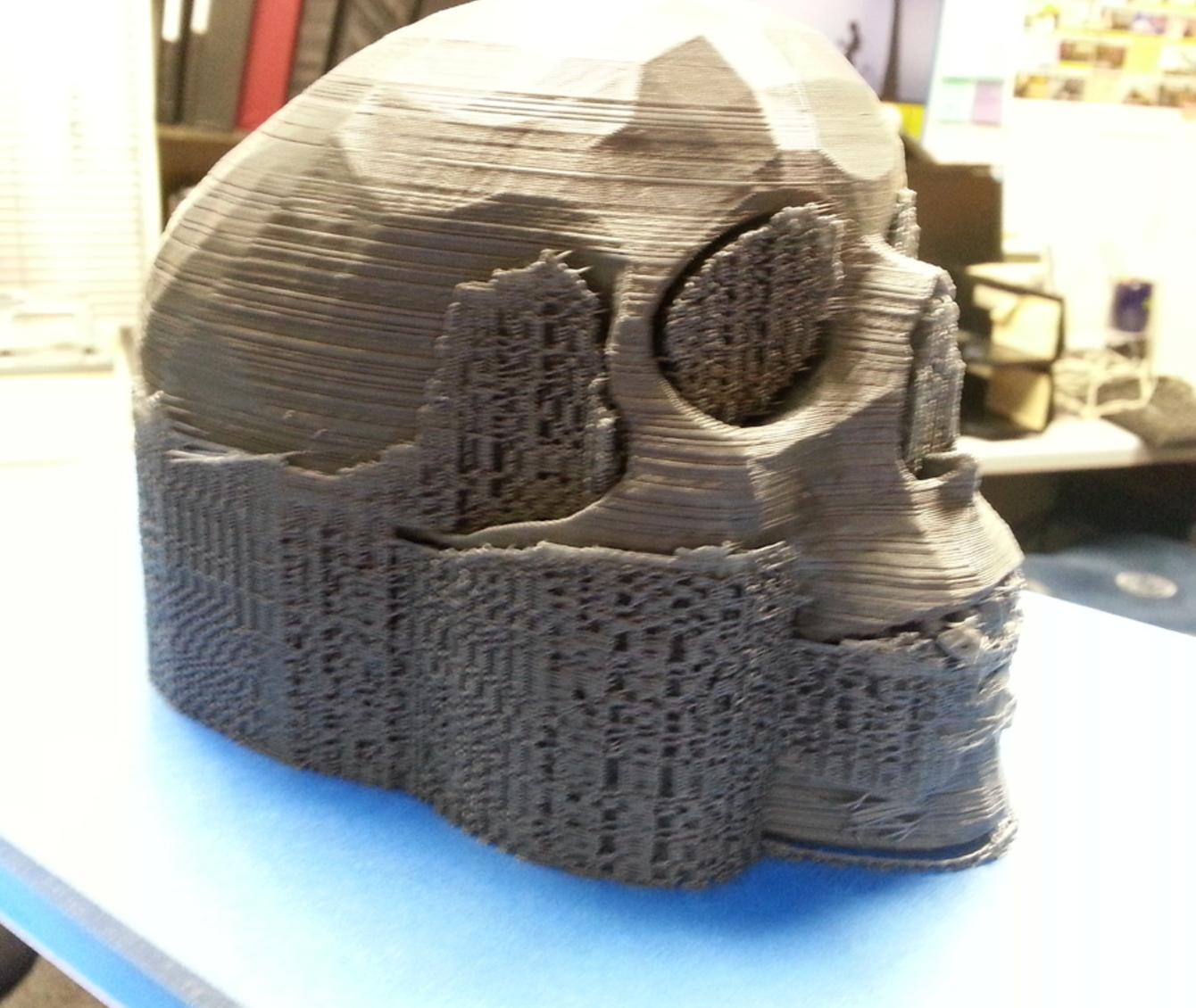 Capture d'écran 2017-07-26 à 11.30.48.png Download free STL file Human Skull • 3D print model, JamieLaing