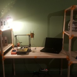 stl Los muebles para la impresora 3D gratis, tristan24